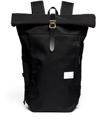Nanamica Canvas Cycling Backpack - Lyst