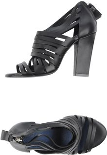 B Store Highheeled Sandals - Lyst