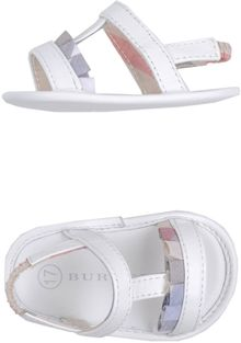 Burberry Sandals - Lyst