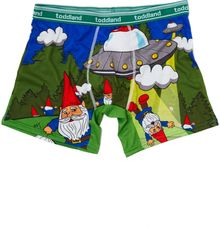 ModCloth Gnome Away From Home Mens Boxer Briefs - Lyst