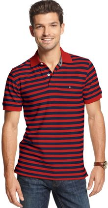 Tommy Hilfiger Tommy Hilfiger Chipley Slim Fit Polo - Lyst