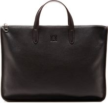 Loewe Toledo Leather Business Briefcase - Lyst