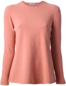 Acne Structured Jumper - Lyst