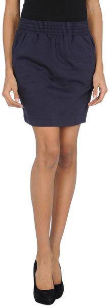 American Apparel Mini Skirt - Lyst