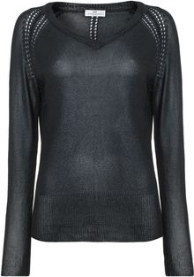 Day Birger Et Mikkelsen Day Detect Knit Top - Lyst