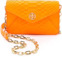 Tory Burch Neon Cross Body Bag - Lyst