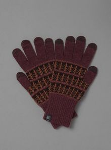 Garbstore Tree Design Haptic Finger Gloves - Lyst