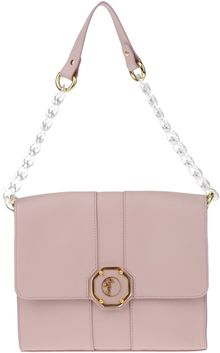 Versace Medium Leather Bag - Lyst