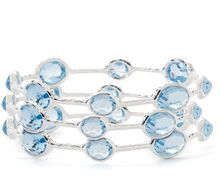 Ippolita Rock Candy 8stone Bangle - Lyst
