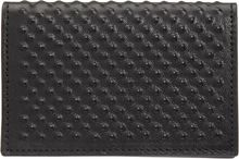 Alexander McQueen Covered Stud Card Case - Lyst