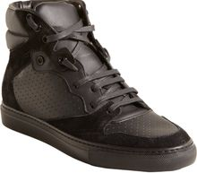 Balenciaga Multimaterial High Top - Lyst