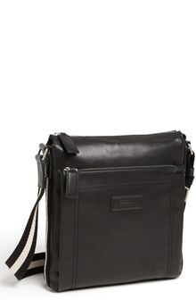 Bally Tuston Calfskin Messenger Bag - Lyst