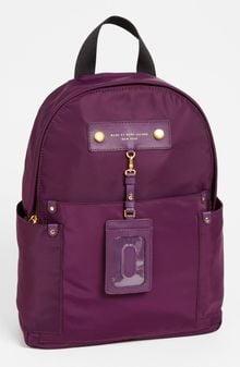 Marc By Marc Jacobs Preppy Nylon Backpack - Lyst