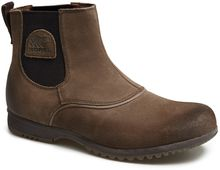 Sorel Greely Waterproof Chelsea Boot - Lyst