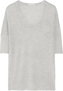 Duffy Modal and Cashmere Blend Top - Lyst