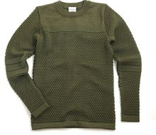 S.N.S Herning Sns Herning Torso Sweater Dark Army Green - Lyst