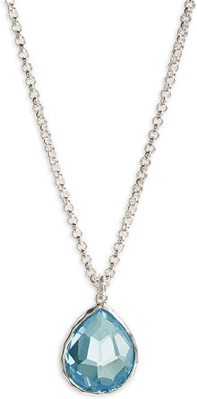 Ippolita Wonderland Mini Teardrop Pendant Necklace - Lyst