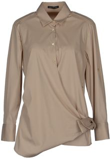 Fabrizio Lenzi Long Sleeve Shirt - Lyst