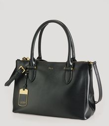 Ralph Lauren Lauren Tote Newbury Double Zip Shopper - Lyst