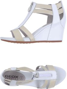 Geox Wedge - Lyst
