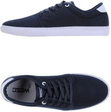 Wesc  Low Top Sneakers - Lyst