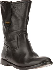 Burberry Midcalf Boot - Lyst