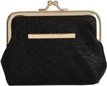 Jane Norman Faux Snake Skin Coin Purse - Lyst