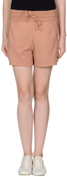 Laneus Sweat Shorts - Lyst