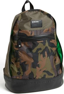 Diesel On The Road Club New Ride Camp Backpack - Lyst
