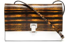 Proenza Schouler Python Embossed Lunch Bag - Lyst