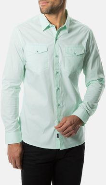 7 Diamonds All American Trim Fit Cotton Blend Sport Shirt - Lyst