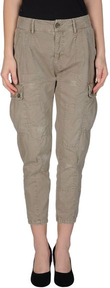 Gold Case Casual Trouser - Lyst