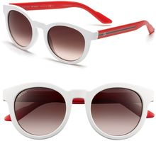 Gucci 51mm Round Sunglasses - Lyst