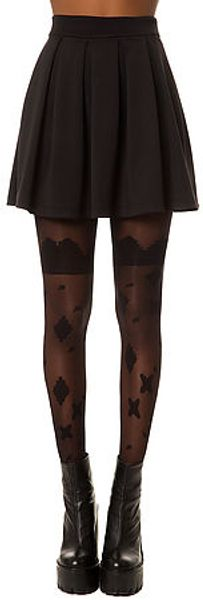 House Of Holland The Bandana Tights - Lyst