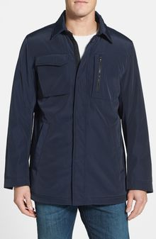 Victorinox Commander Fleece Lined Jacket - Lyst