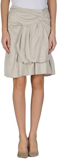 Coast,weber & Ahaus Knee Length Skirt - Lyst