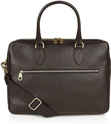 Mulberry Leather Heathcliffe Briefcase - Lyst