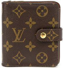 Louis Vuitton Monogram Canvas French Wallet - Lyst