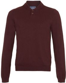 Topman Shawl Collar Sweater - Lyst