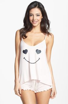 Wildfox Lovestruck Camisole Pajamas - Lyst