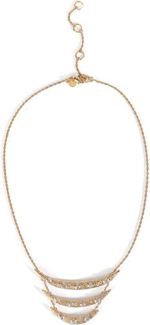 Alexis Bittar Crystal Graduating Pendant Necklace - Lyst