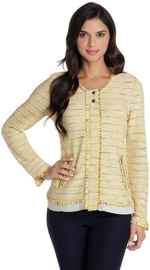 Nic + Zoe Lemon Twist Jacket - Lyst