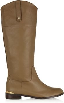 Twelfth Street by Cynthia Vincent Gabbie Leather Knee Boots - Lyst