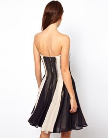 French Connection Dress with Arrow Beading - Lyst