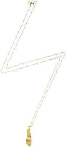 Gorjana Eden Long Necklace - Lyst
