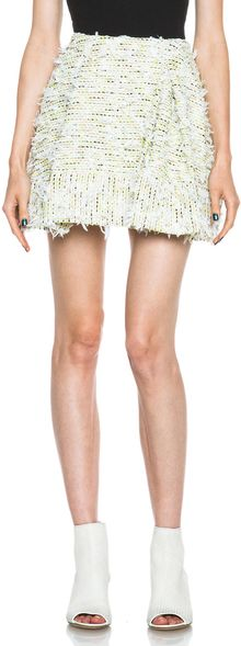 3.1 Phillip Lim Pleated Skirt - Lyst