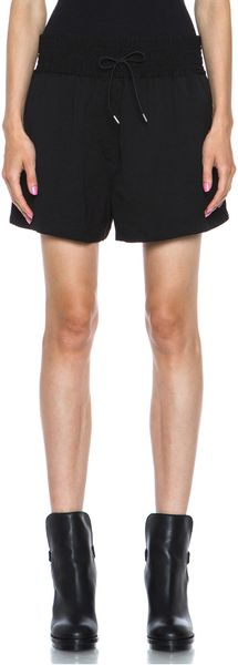 Acne Kyra Short - Lyst