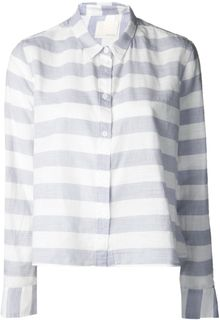 Band Of Outsiders Boxy Shirt - Lyst