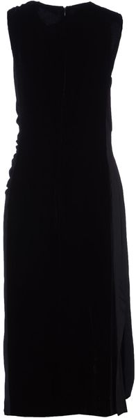 Diane Von Furstenberg Knee-length Dress - Lyst