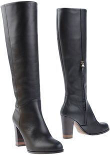 Fendi High-Heeled Boots - Lyst